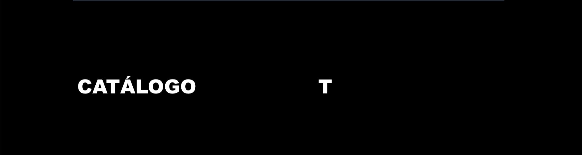 Catálogo T